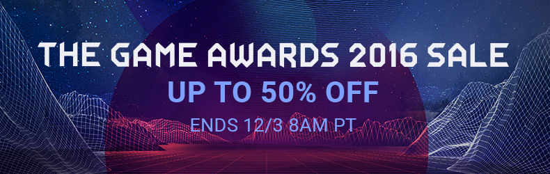 [Sony Online Entertainment]PSN The Game Awards Flash Sale